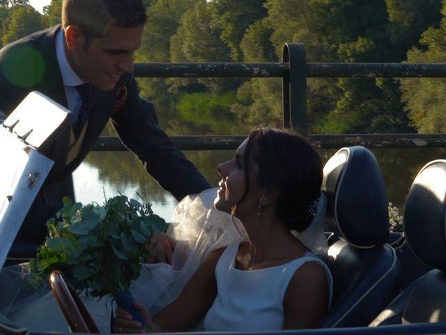 La boda de Nerea y Carlos en Zamora, Zamora 233