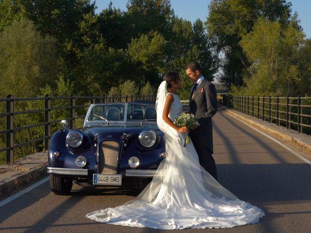 La boda de Nerea y Carlos en Zamora, Zamora 243