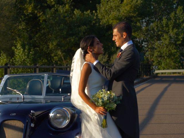 La boda de Nerea y Carlos en Zamora, Zamora 244