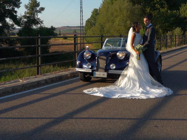 La boda de Nerea y Carlos en Zamora, Zamora 246