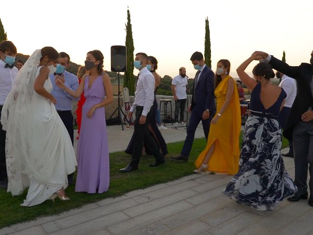 La boda de Nerea y Carlos en Zamora, Zamora 305