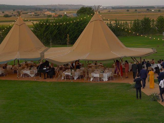La boda de Nerea y Carlos en Zamora, Zamora 317