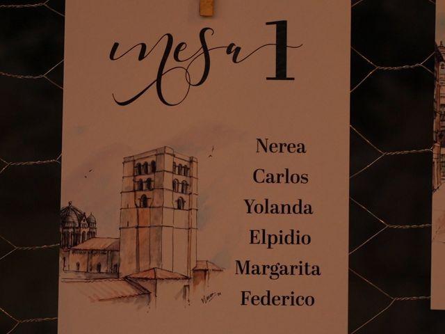 La boda de Nerea y Carlos en Zamora, Zamora 321
