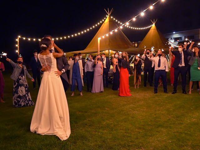 La boda de Nerea y Carlos en Zamora, Zamora 407