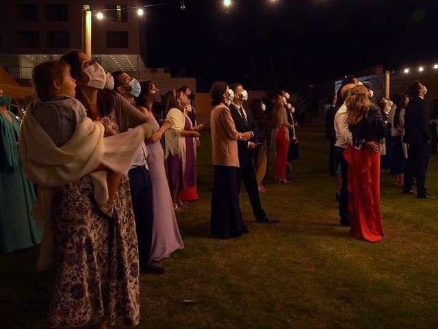 La boda de Nerea y Carlos en Zamora, Zamora 443
