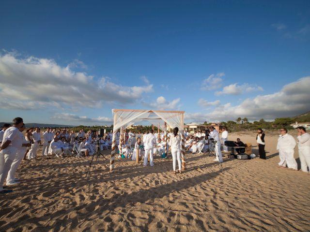 La boda de Pablo y Sonia en Zahara De Los Atunes, Cádiz 1