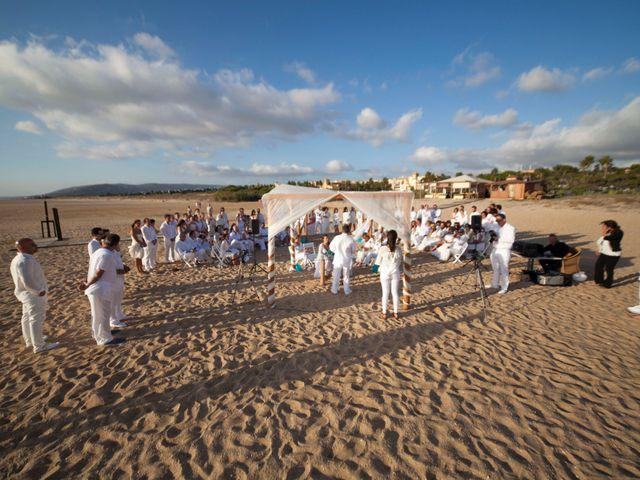 La boda de Pablo y Sonia en Zahara De Los Atunes, Cádiz 2