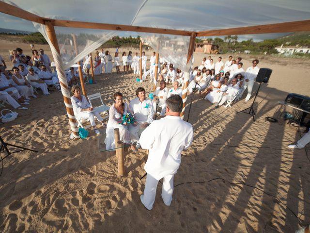 La boda de Pablo y Sonia en Zahara De Los Atunes, Cádiz 3