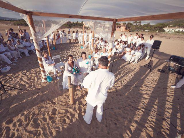 La boda de Pablo y Sonia en Zahara De Los Atunes, Cádiz 4