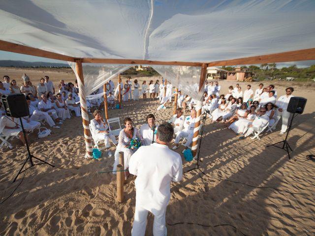 La boda de Pablo y Sonia en Zahara De Los Atunes, Cádiz 5
