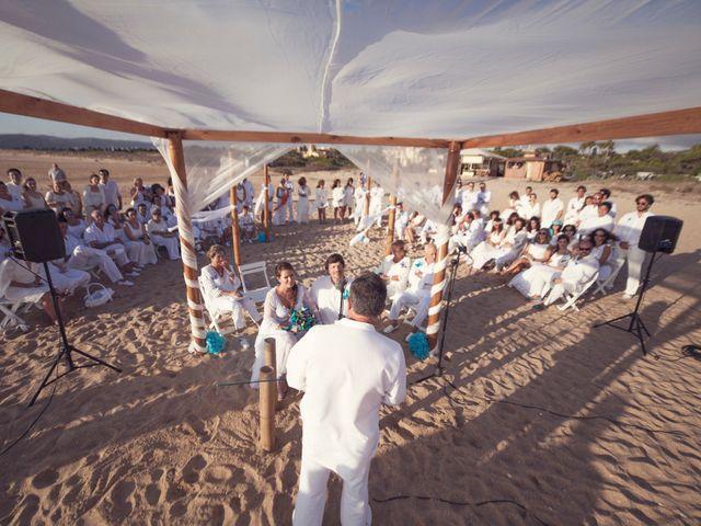 La boda de Pablo y Sonia en Zahara De Los Atunes, Cádiz 6