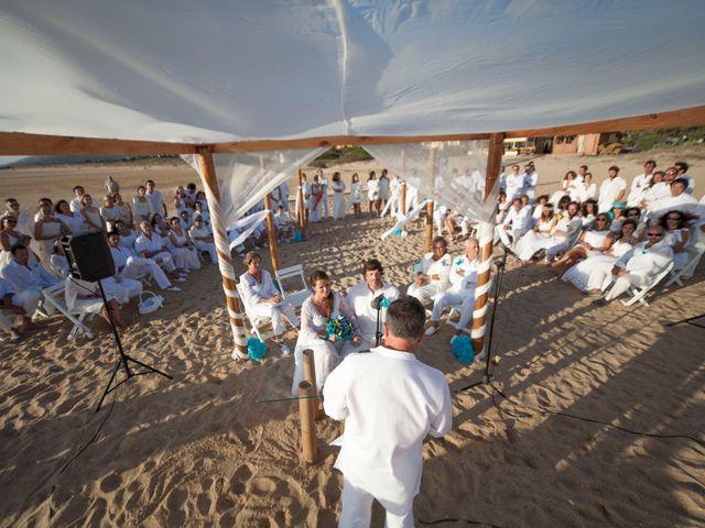 La boda de Pablo y Sonia en Zahara De Los Atunes, Cádiz 7