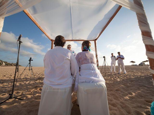 La boda de Pablo y Sonia en Zahara De Los Atunes, Cádiz 9