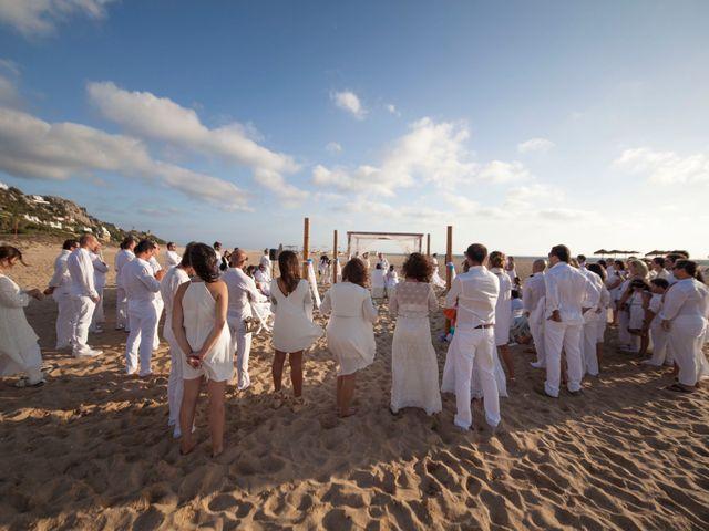 La boda de Pablo y Sonia en Zahara De Los Atunes, Cádiz 11