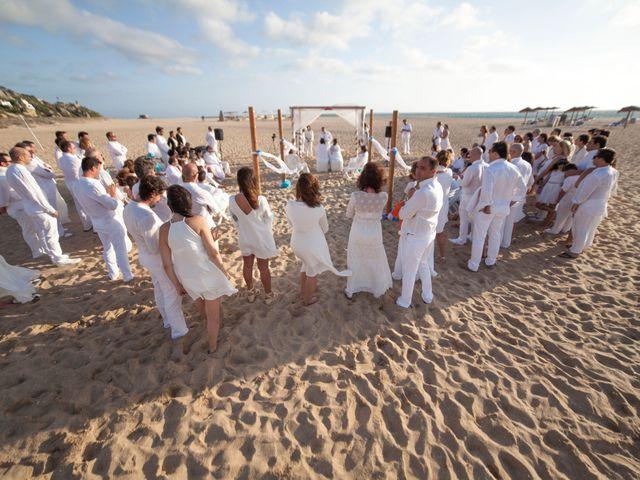 La boda de Pablo y Sonia en Zahara De Los Atunes, Cádiz 12