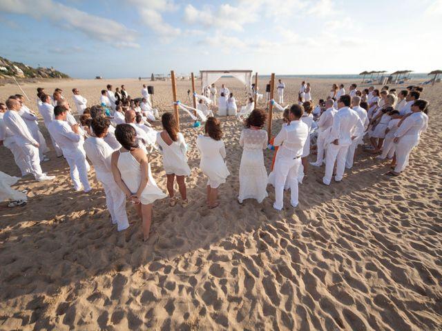 La boda de Pablo y Sonia en Zahara De Los Atunes, Cádiz 13