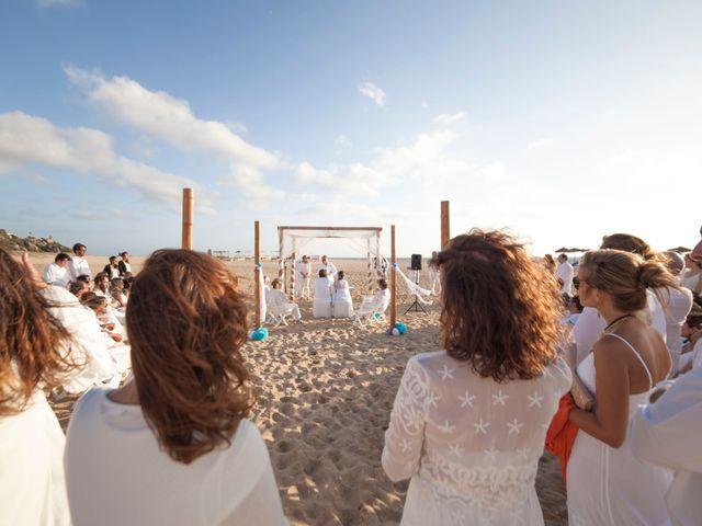 La boda de Pablo y Sonia en Zahara De Los Atunes, Cádiz 14