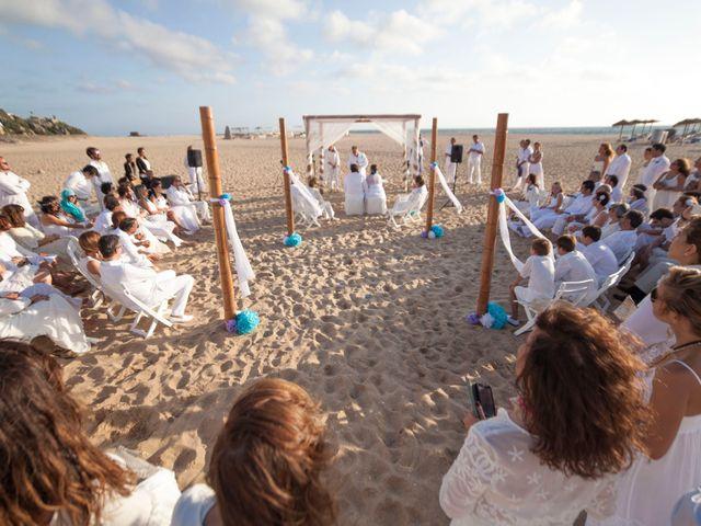 La boda de Pablo y Sonia en Zahara De Los Atunes, Cádiz 15