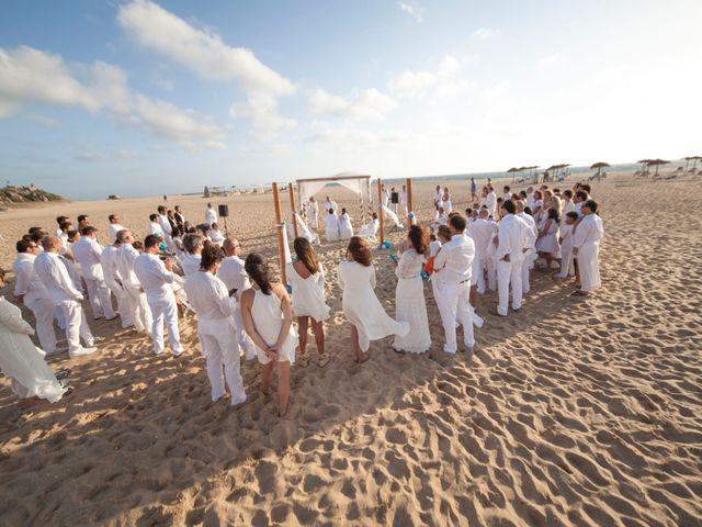 La boda de Pablo y Sonia en Zahara De Los Atunes, Cádiz 16