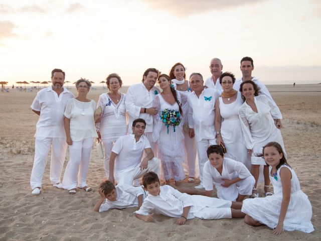La boda de Pablo y Sonia en Zahara De Los Atunes, Cádiz 21
