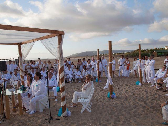 La boda de Pablo y Sonia en Zahara De Los Atunes, Cádiz 24