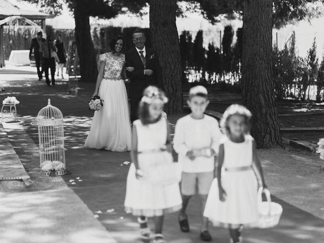 La boda de Lorenzo y Ester en Castalla, Alicante 33