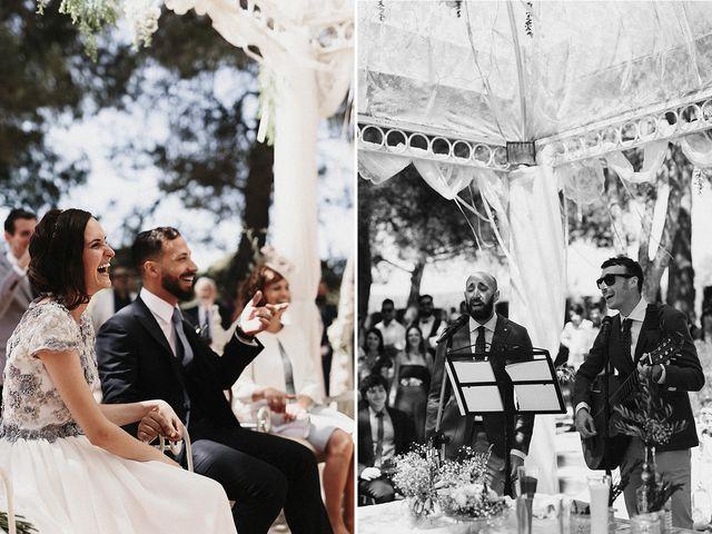 La boda de Lorenzo y Ester en Castalla, Alicante 35