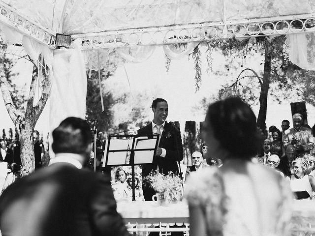La boda de Lorenzo y Ester en Castalla, Alicante 36
