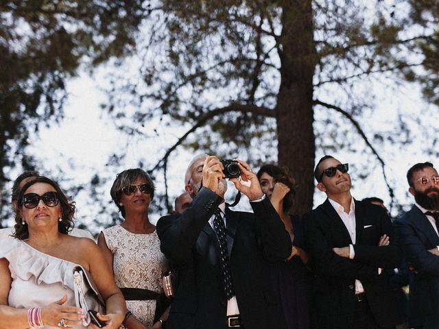 La boda de Lorenzo y Ester en Castalla, Alicante 37