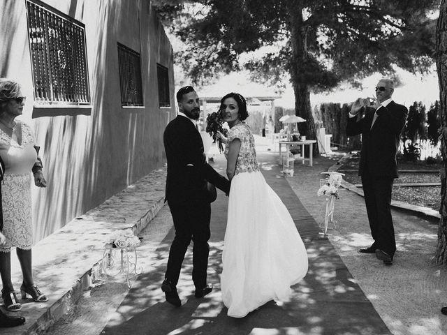 La boda de Lorenzo y Ester en Castalla, Alicante 44