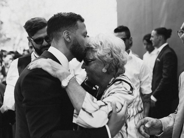 La boda de Lorenzo y Ester en Castalla, Alicante 46