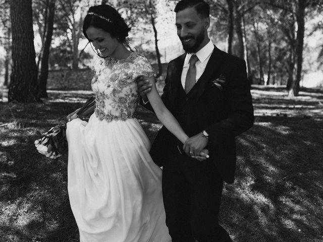 La boda de Lorenzo y Ester en Castalla, Alicante 51