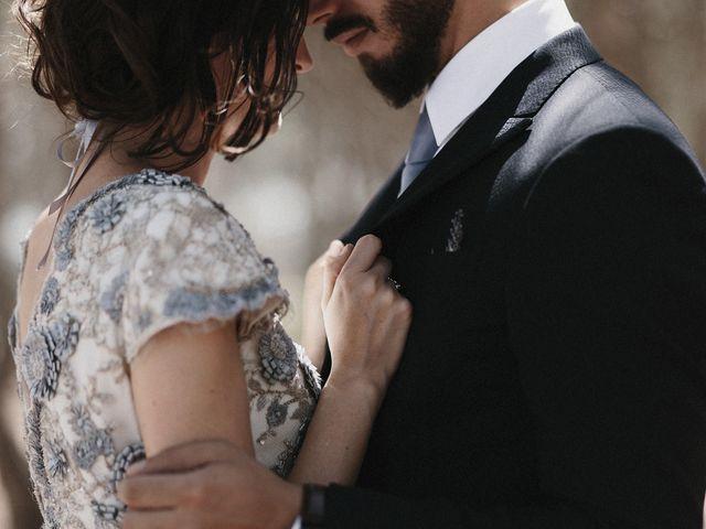 La boda de Ester y Lorenzo