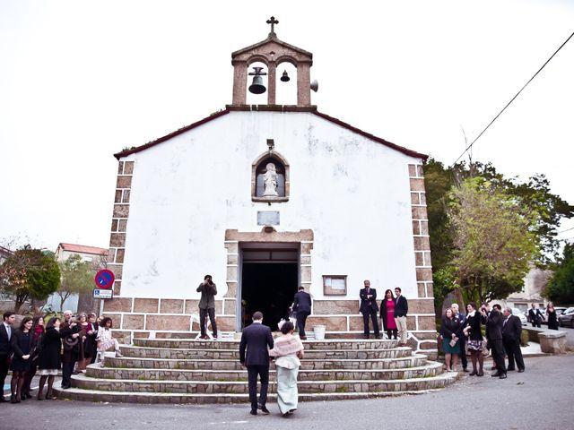 La boda de José y María en Boiro (Boiro), A Coruña 5