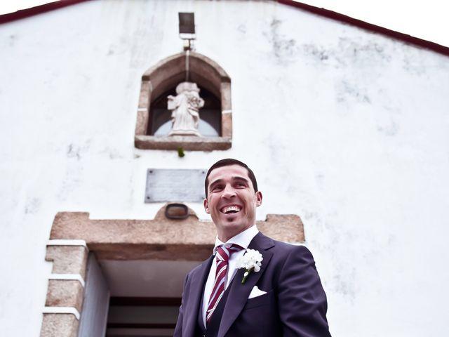 La boda de José y María en Boiro (Boiro), A Coruña 6
