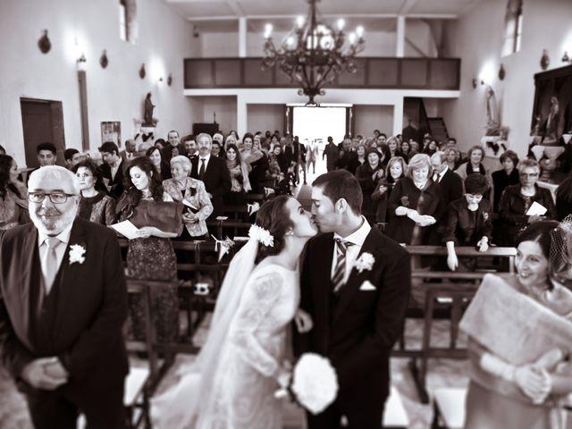La boda de José y María en Boiro (Boiro), A Coruña 11