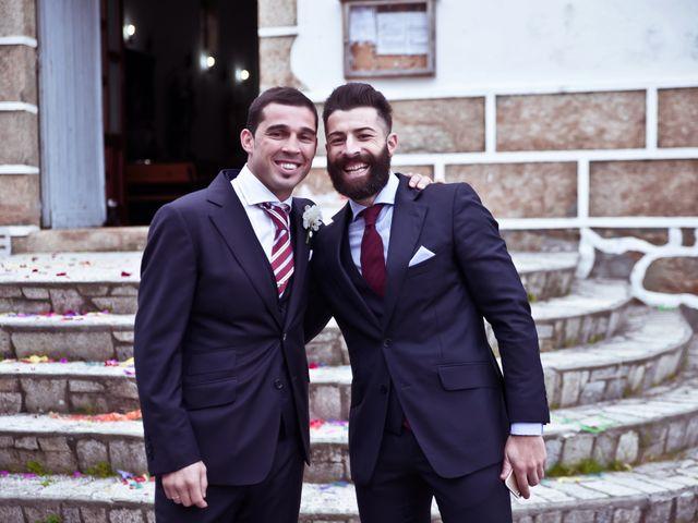 La boda de José y María en Boiro (Boiro), A Coruña 15