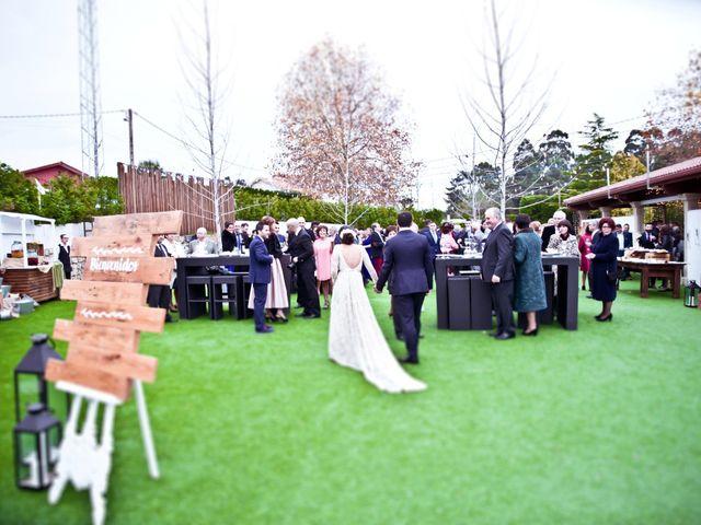 La boda de José y María en Boiro (Boiro), A Coruña 17