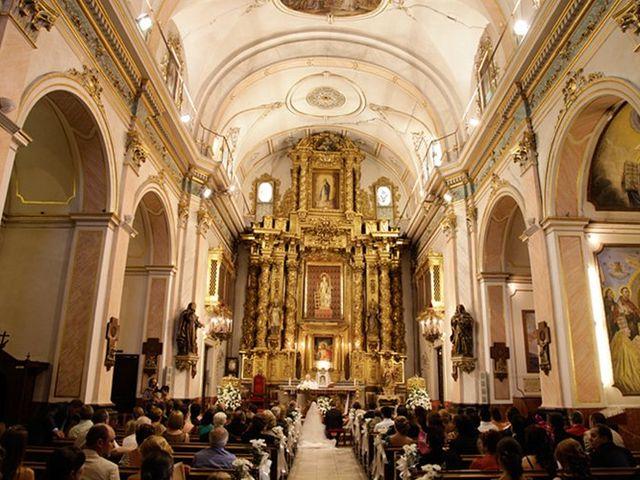 La boda de Sole y Sergio en Valencia, Valencia 4
