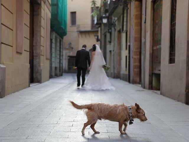 La boda de Sole y Sergio en Valencia, Valencia 5