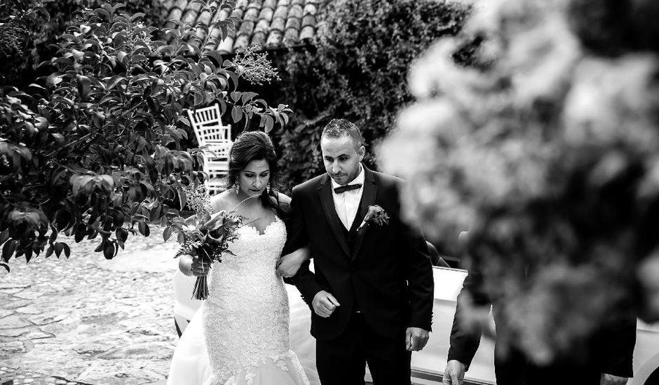 La boda de Javier y Maria en Villanueva De Perales, Madrid
