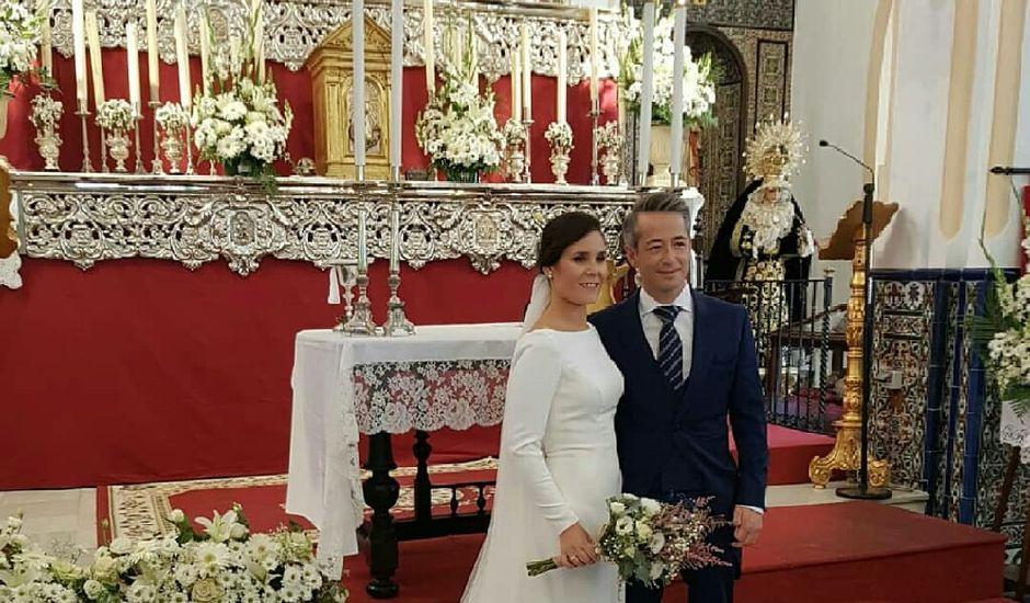 La boda de Mario y Marina  en El Rubio, Sevilla