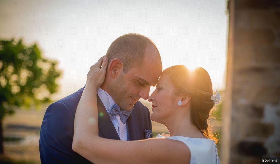 La boda de Marcelo y Mª Luz en Brozas, Cáceres