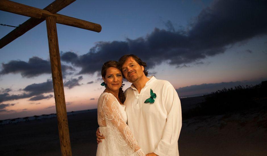 La boda de Pablo y Sonia en Zahara De Los Atunes, Cádiz