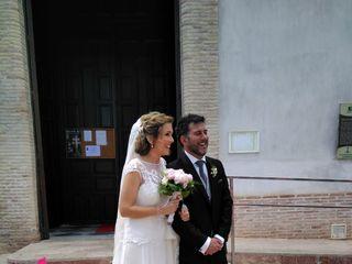 La boda de Mercedes  y Juanfran