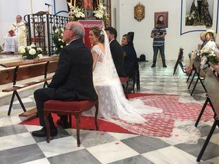 La boda de Mercedes  y Juanfran 3