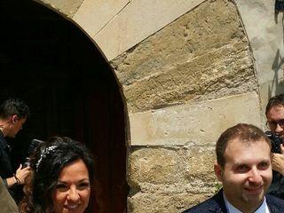 La boda de Vanessa y Albert 1