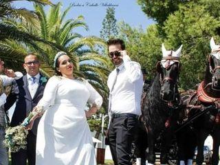 La boda de Mabel y Lolo 1