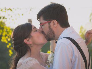 La boda de Esther y Víctor