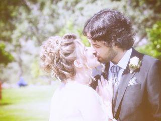 La boda de Rosalia y Nacho
